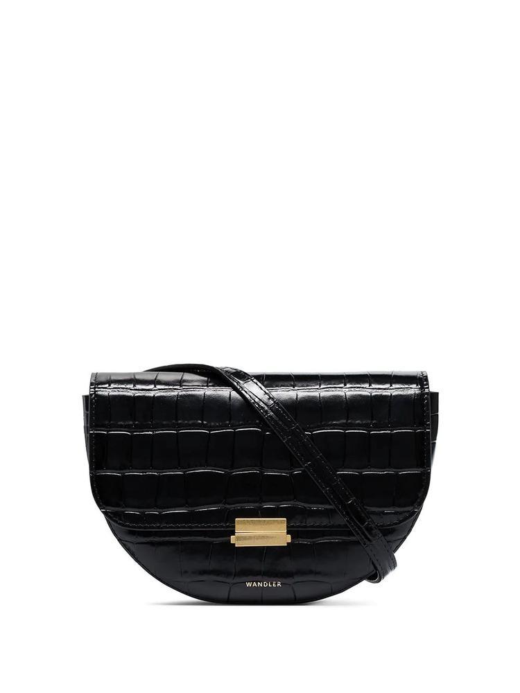 Anna Belt Bag Item # ANNA-CROC
