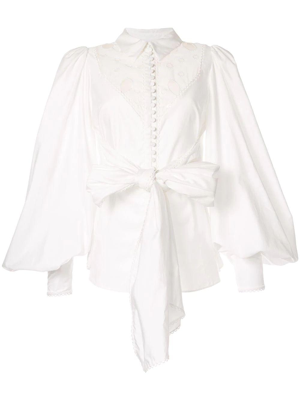Vicount Cotton Blouse