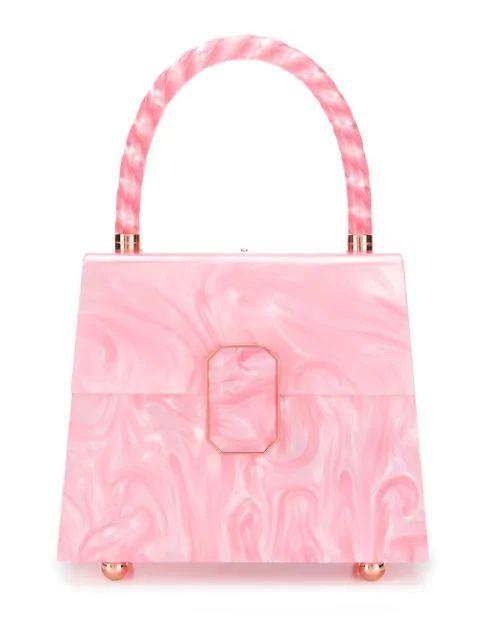 Patti Top Handle Bag Item # BAW19015