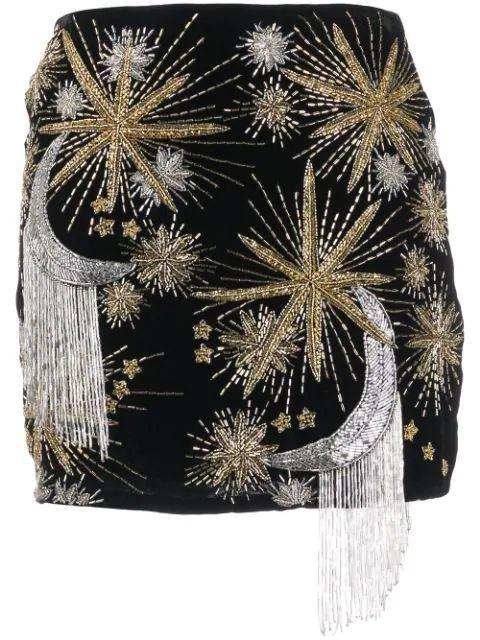 Ginger Star/Moon Skirt