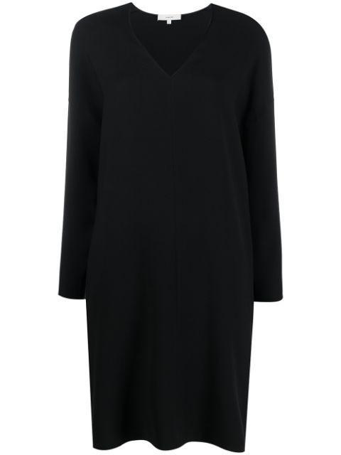 V- Neck Popover Dress Item # V640751111