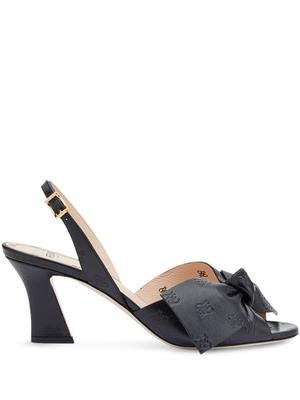 Peeptoe 75mm Sling Back With Bow