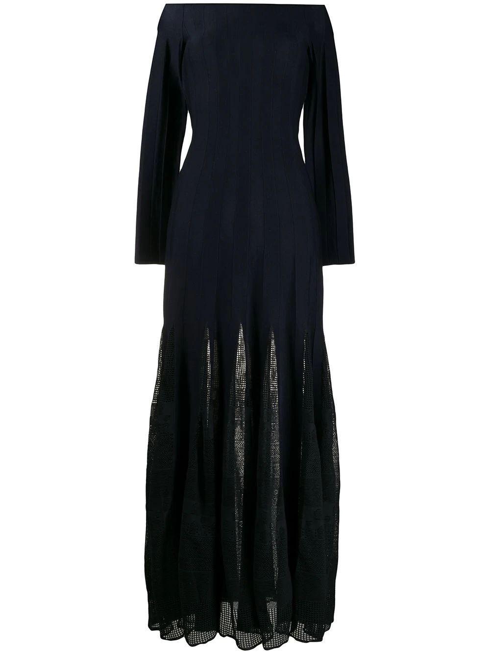 Sylvie Off Shoulder Long Dress