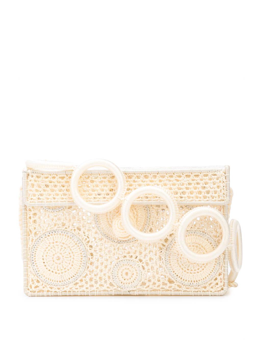 Peruvian Crochet Clutch Item # REC01
