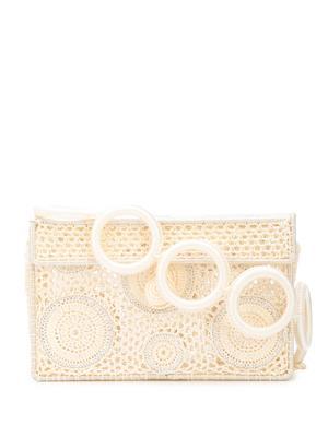 Peruvian Crochet Clutch