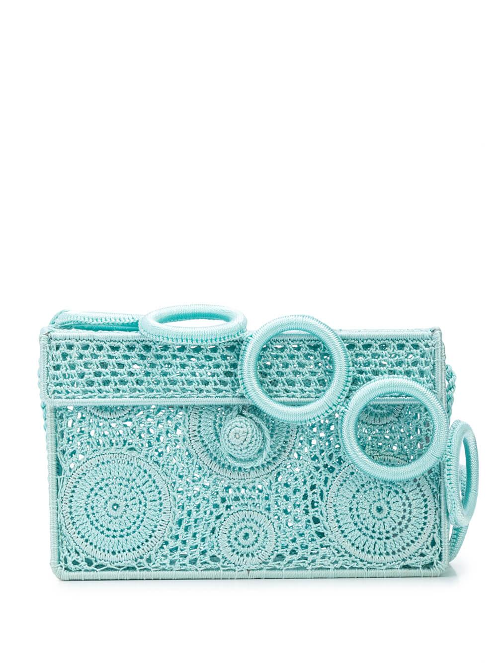 Peruvian Crochet Clutch Item # REC03