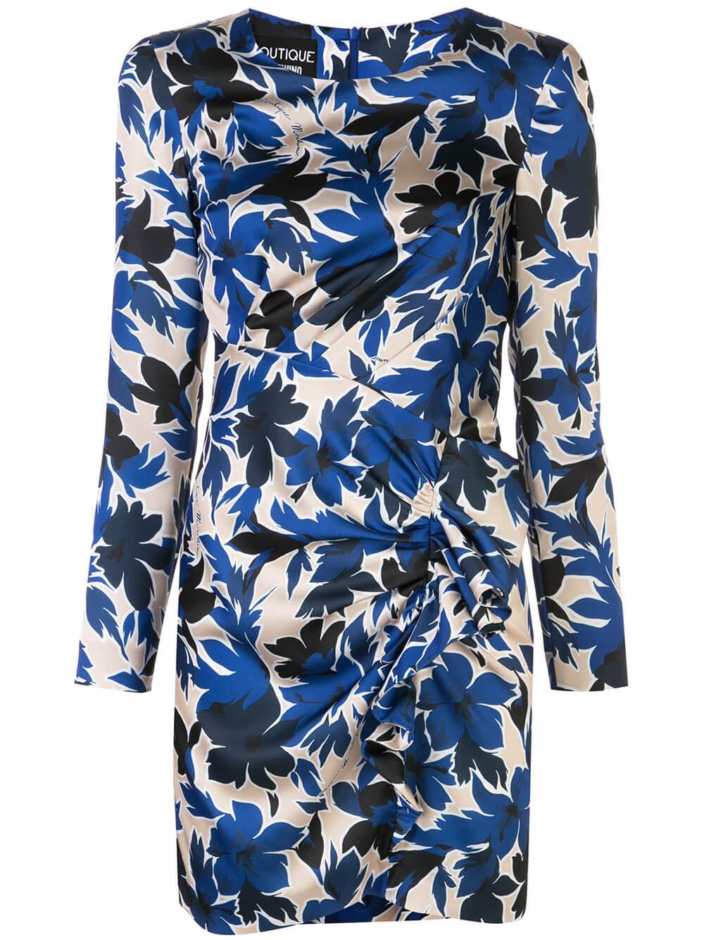 Floral Print Dress Item # 0403-1152