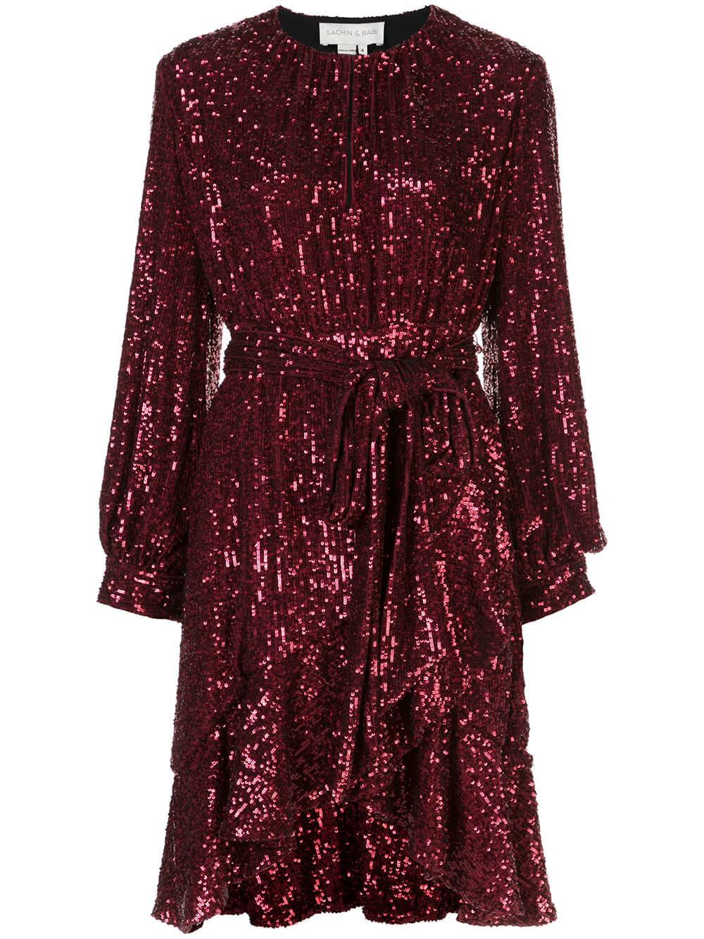 Bianca Sequin Dress Item # R02D33