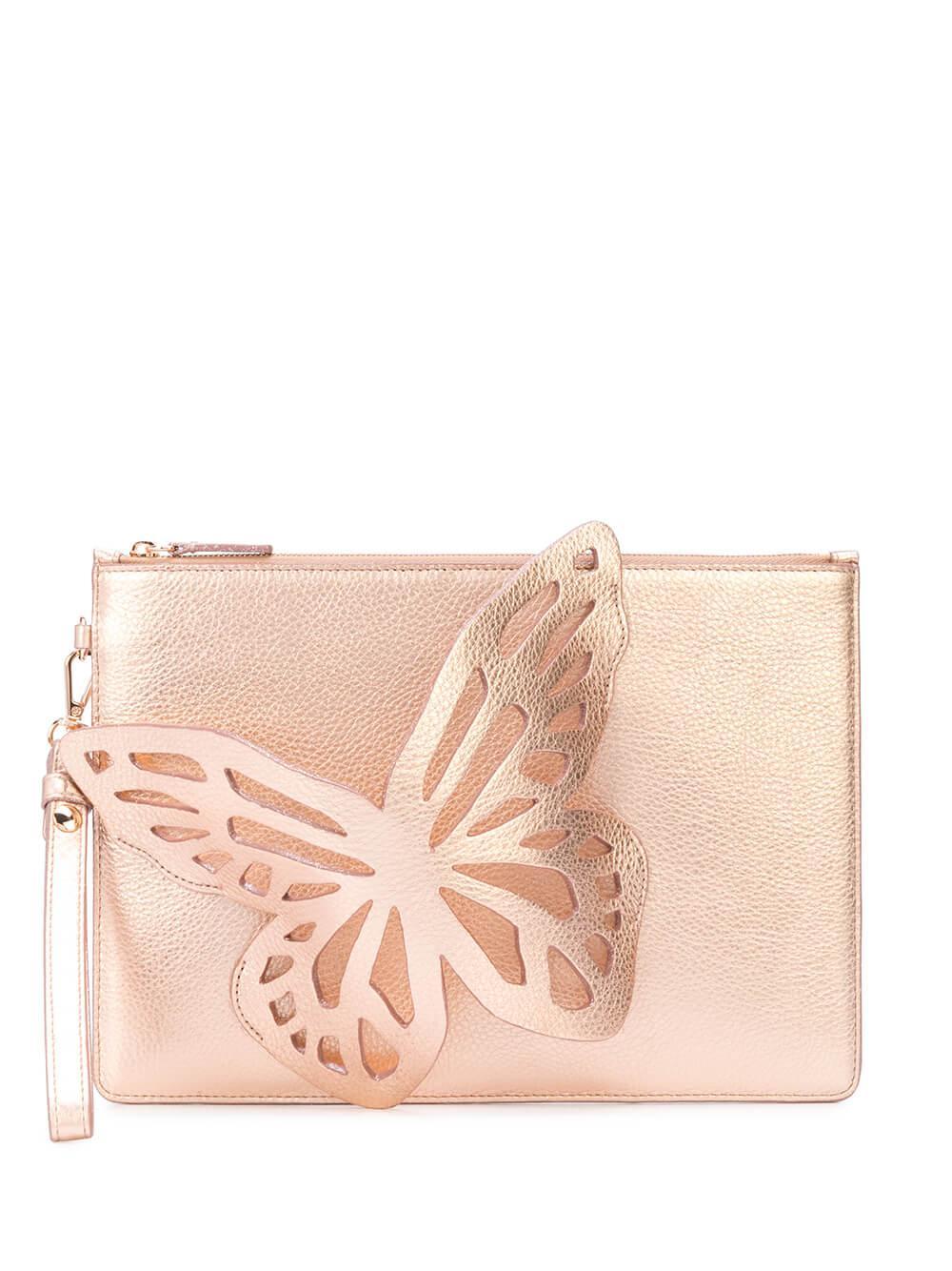 Flossy Butterfly Pouchette Item # BSS20004