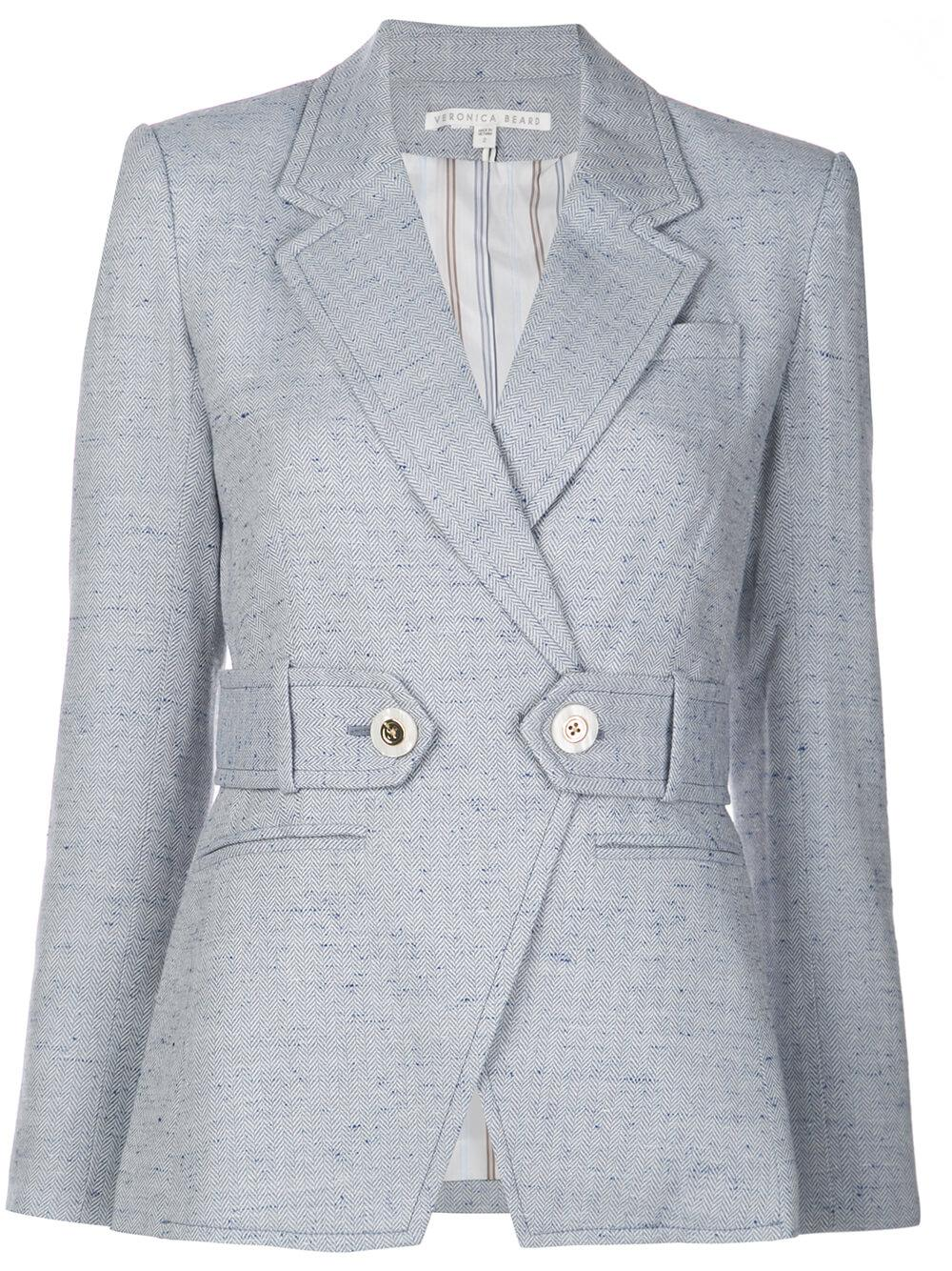 Russell Dickey Jacket With Button Tabs
