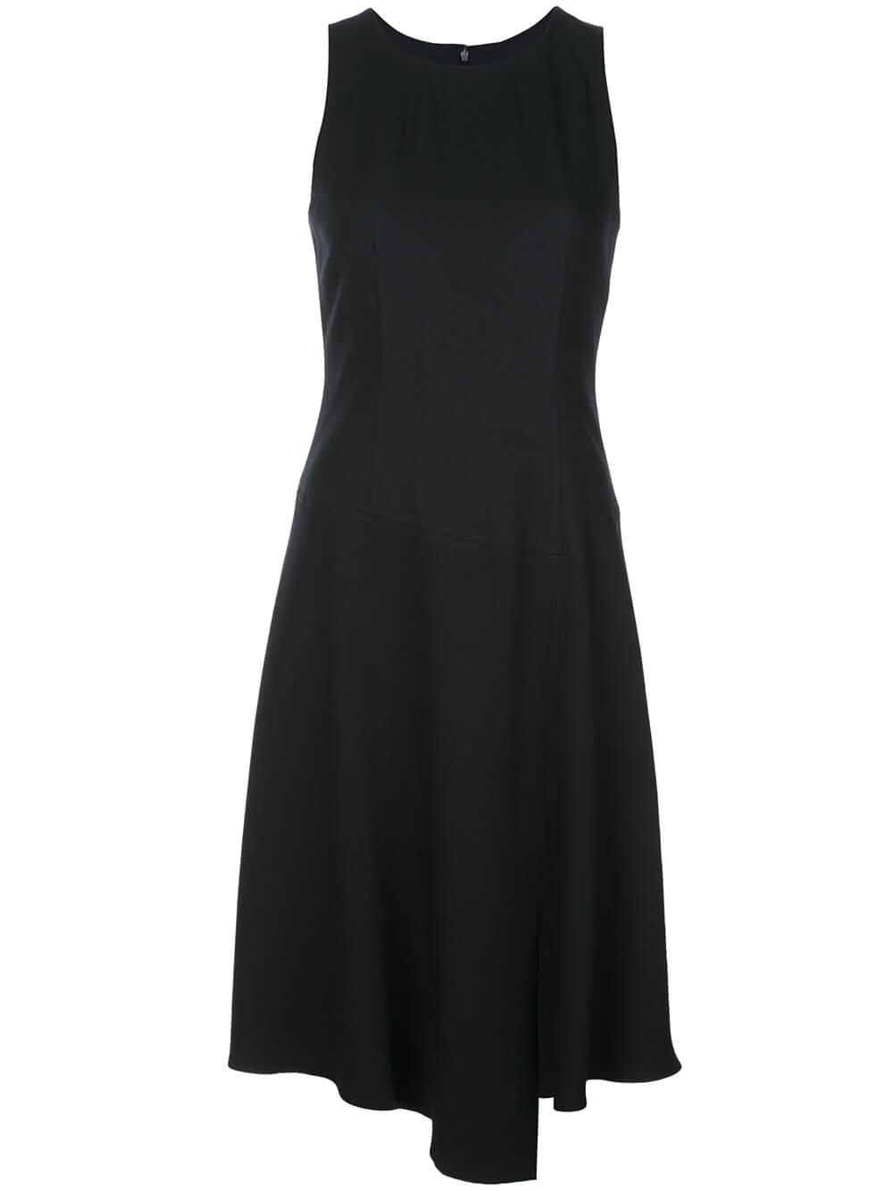 Angelica Sleeveless Dress With Front Slits Item # 2001SU0142791