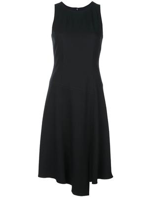 Angelica Sleeveless Dress With Front Slits