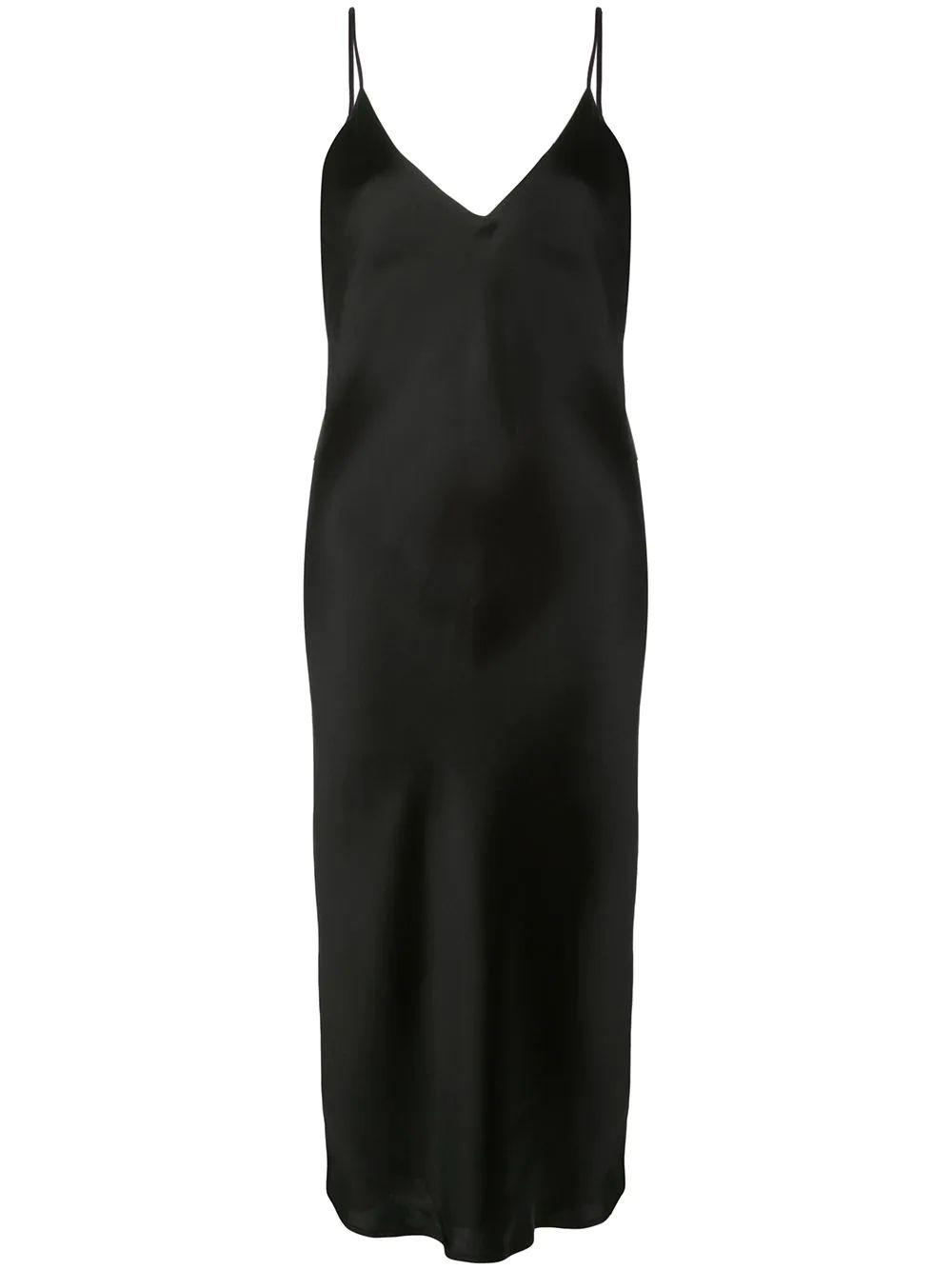 Jodie Vee Neck Slip Dress