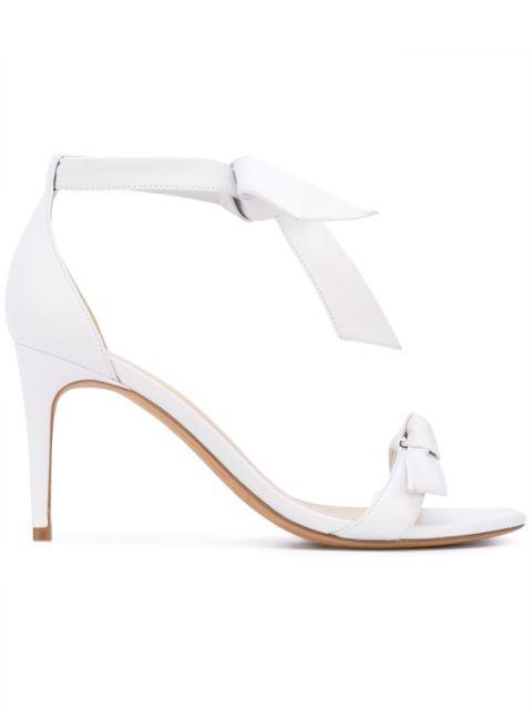 Clarita 75mm Sandal With Ankle Tie