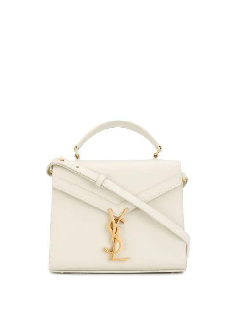 Cassandra Mono Double Carry Handbag