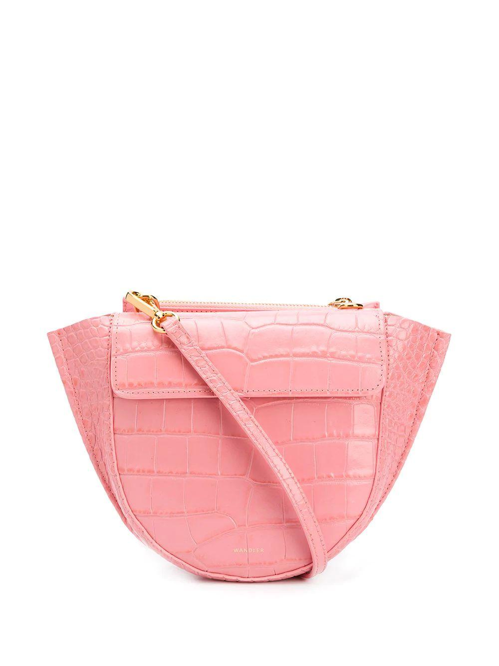 Hortensia Mini Shoulder Bag Item # HORTENSIA-MINI-B