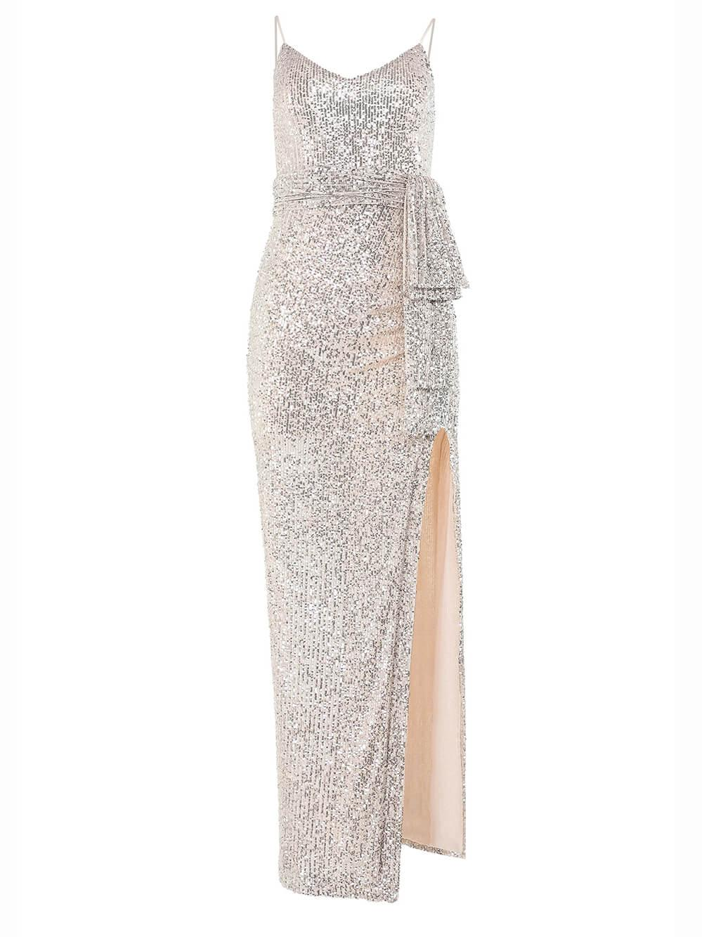 Emile Sequin Gown