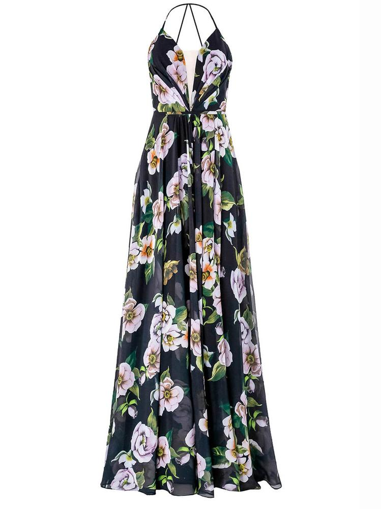 Floral Gown Item # 7946