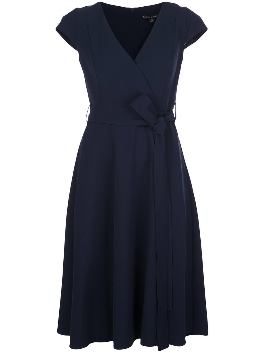Pandora Wrap Dress