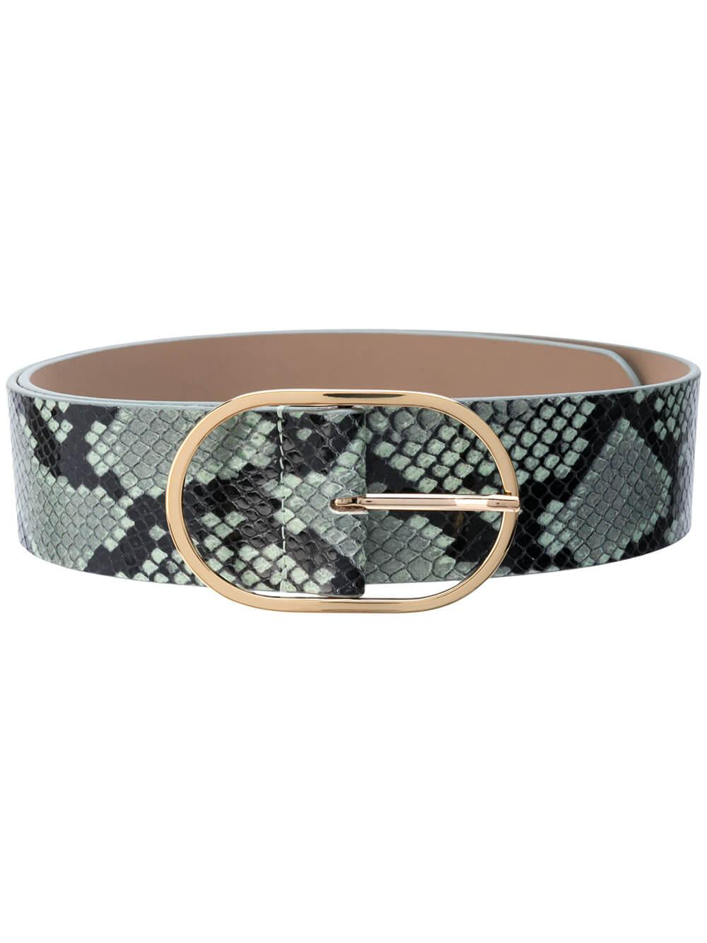 Emmie Python Hip Belt