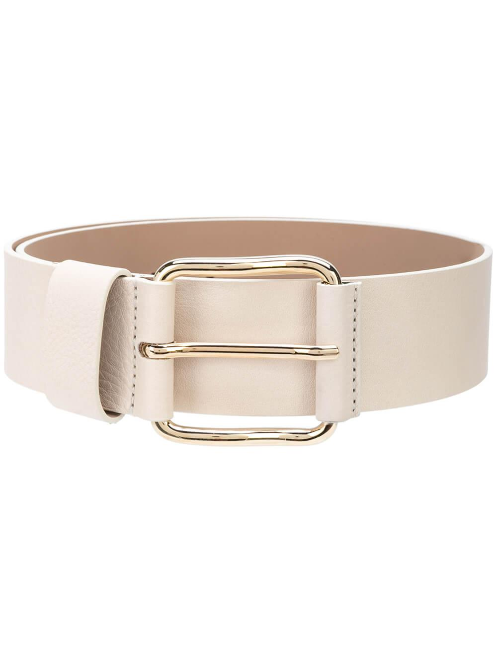 Ivy Wide Powder Waist Belt