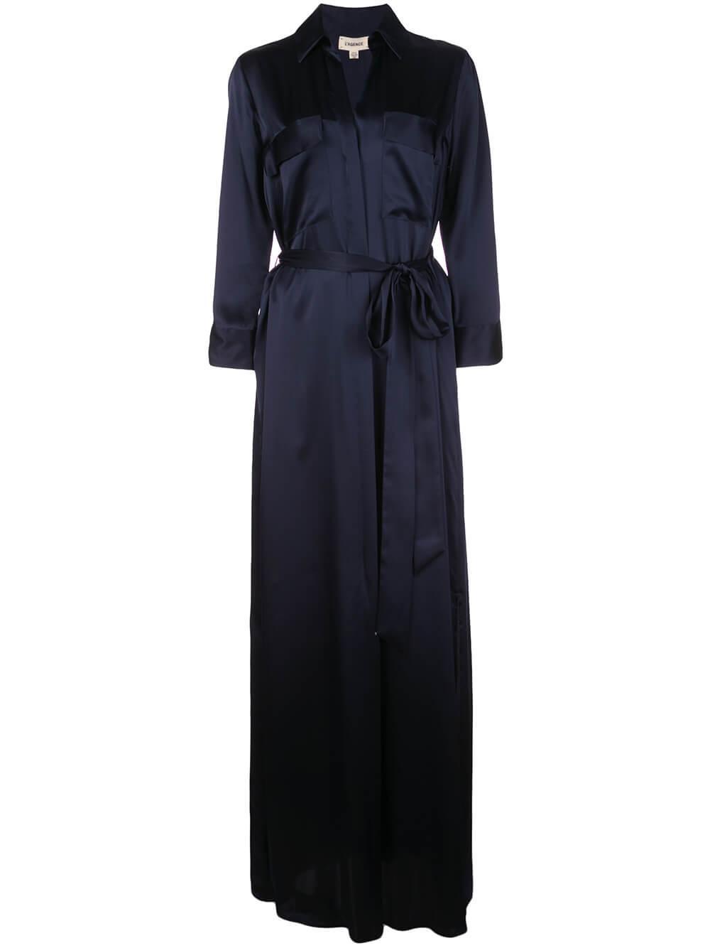 Cameron Long Shirt Dress Item # 60466CLW