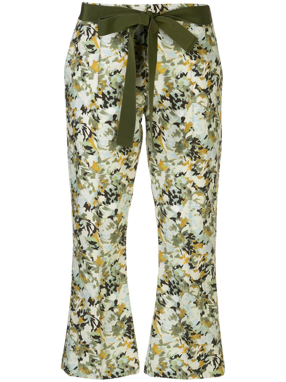Fabienne Printed Pant Item # FABIENNE-PANT