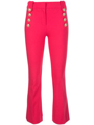 Robertson Cropped Flare Trouser