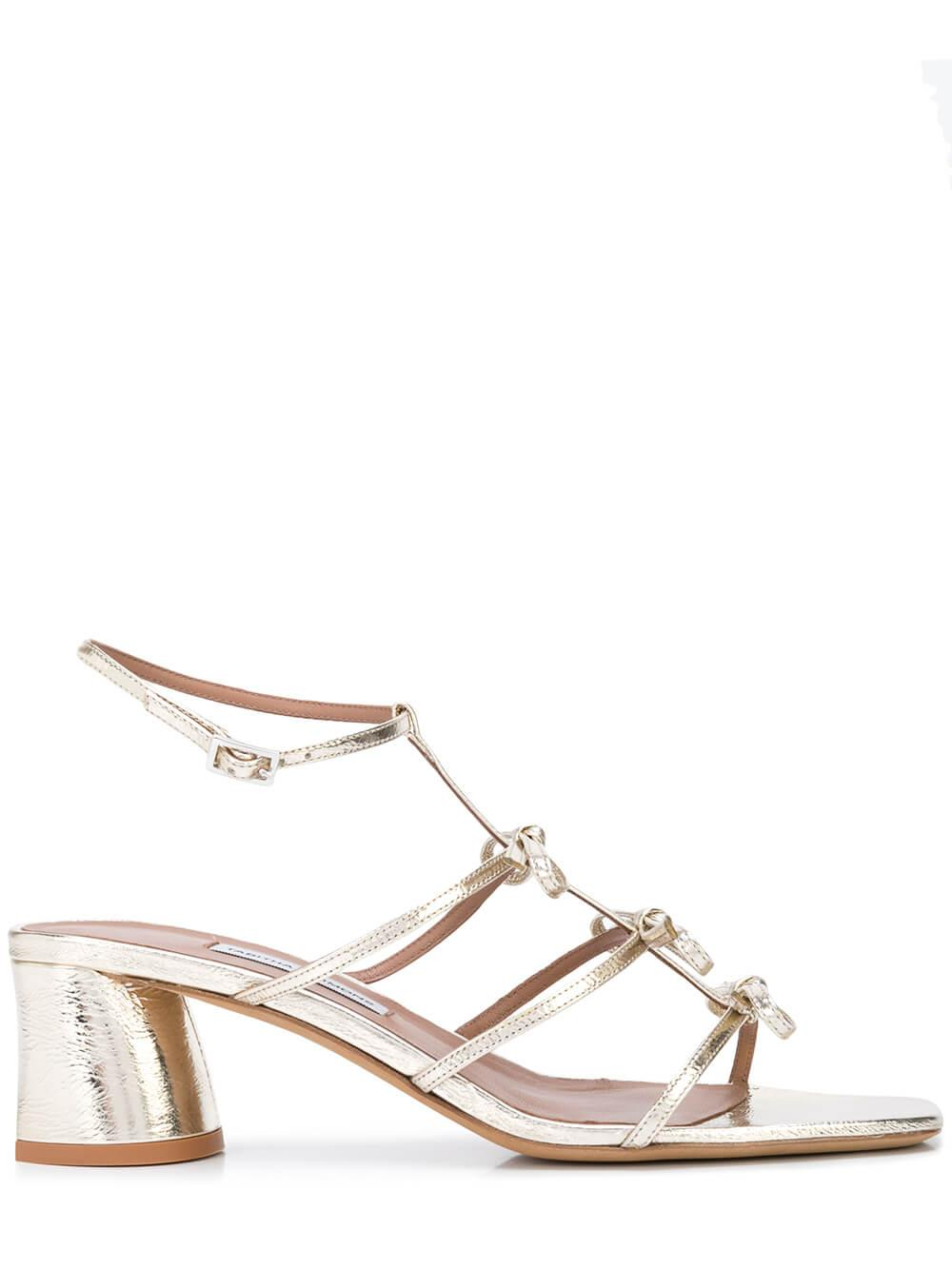 Covie Strappy Block Heel Sandal Item # COVIE