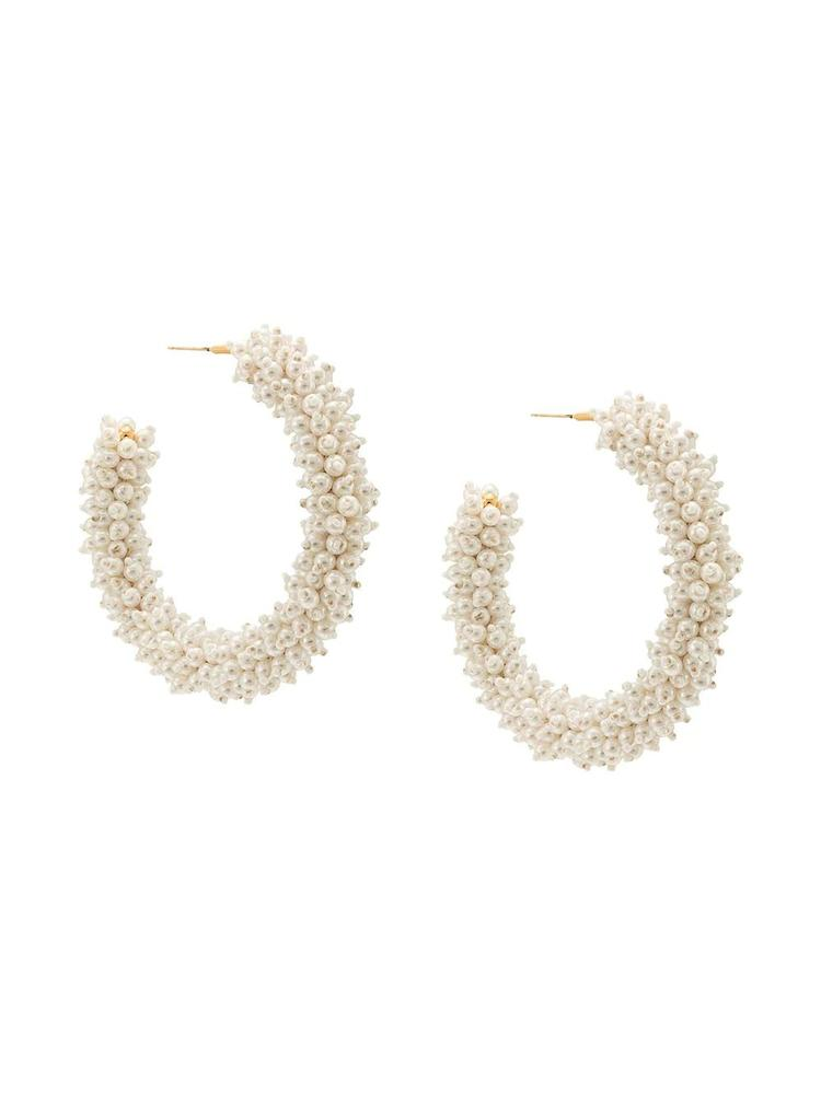 Taylor Hoop Earrings