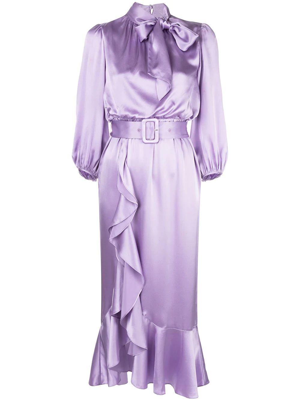 Bella Long Sleeve Dress