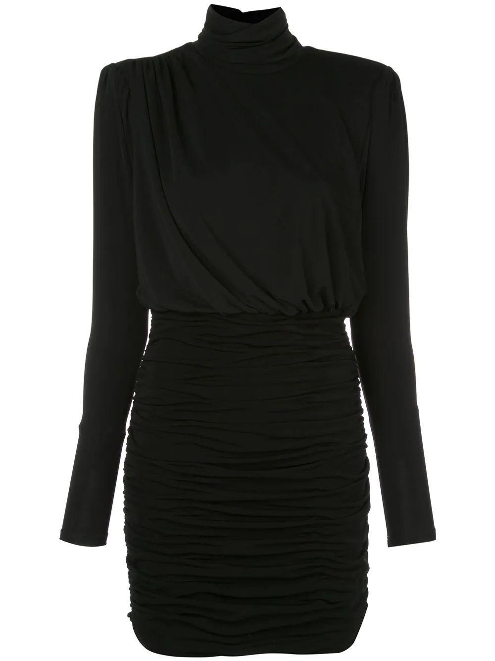 Isla Fitted Mini Dress Item # ZD10612290Z