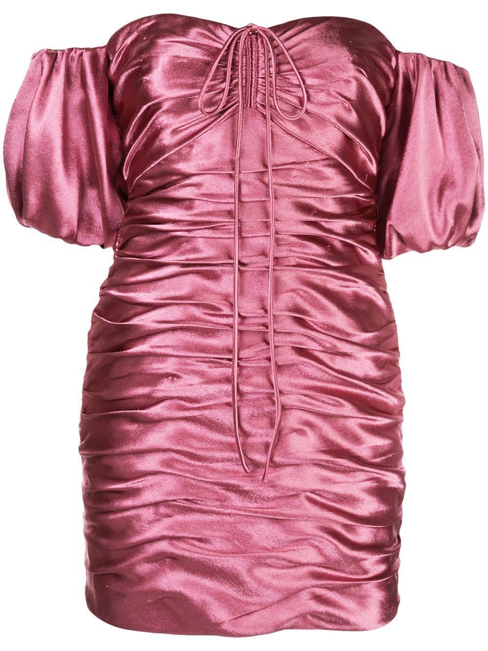 Tati Off Shoulder Dress
