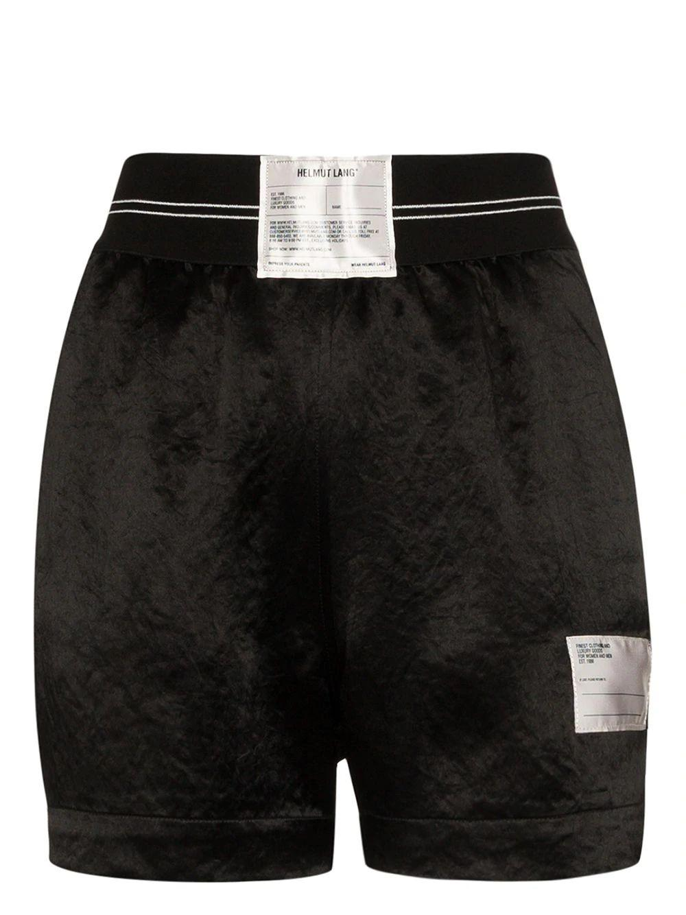 Patch Twill Boxer Short