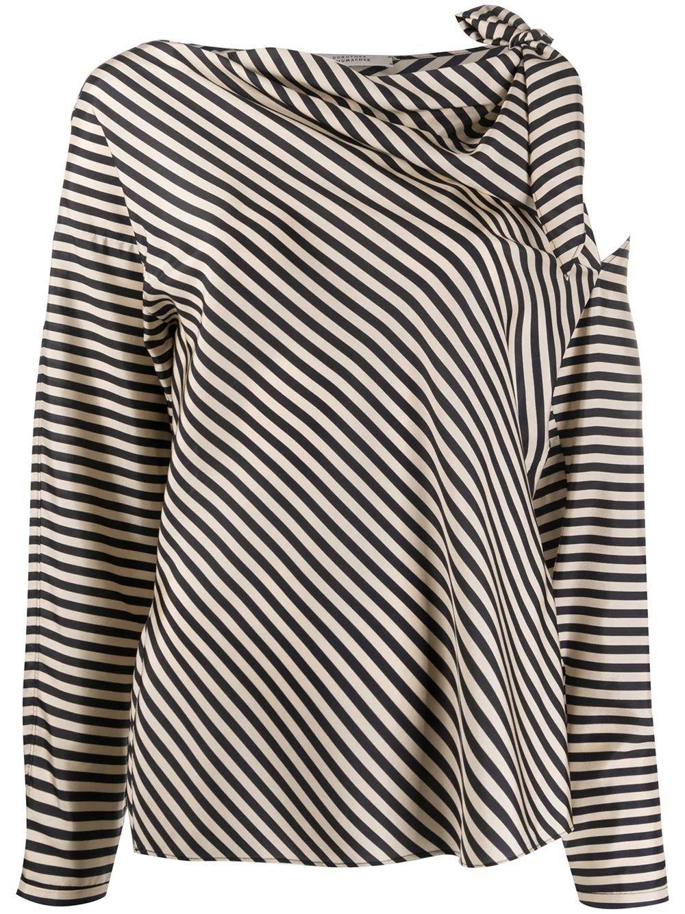Striped Sensation Sweater