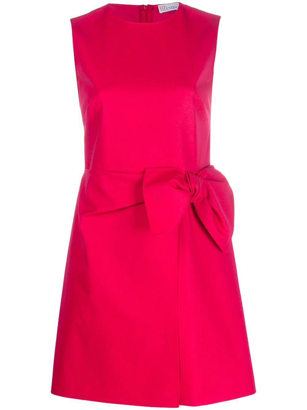 Sleeveless Cotton Stretch Short Dress Item # TR0VAQ800VL