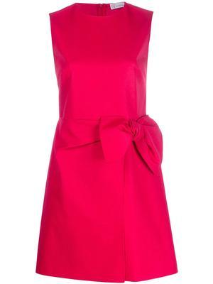 Cotton Stretch Short Dress