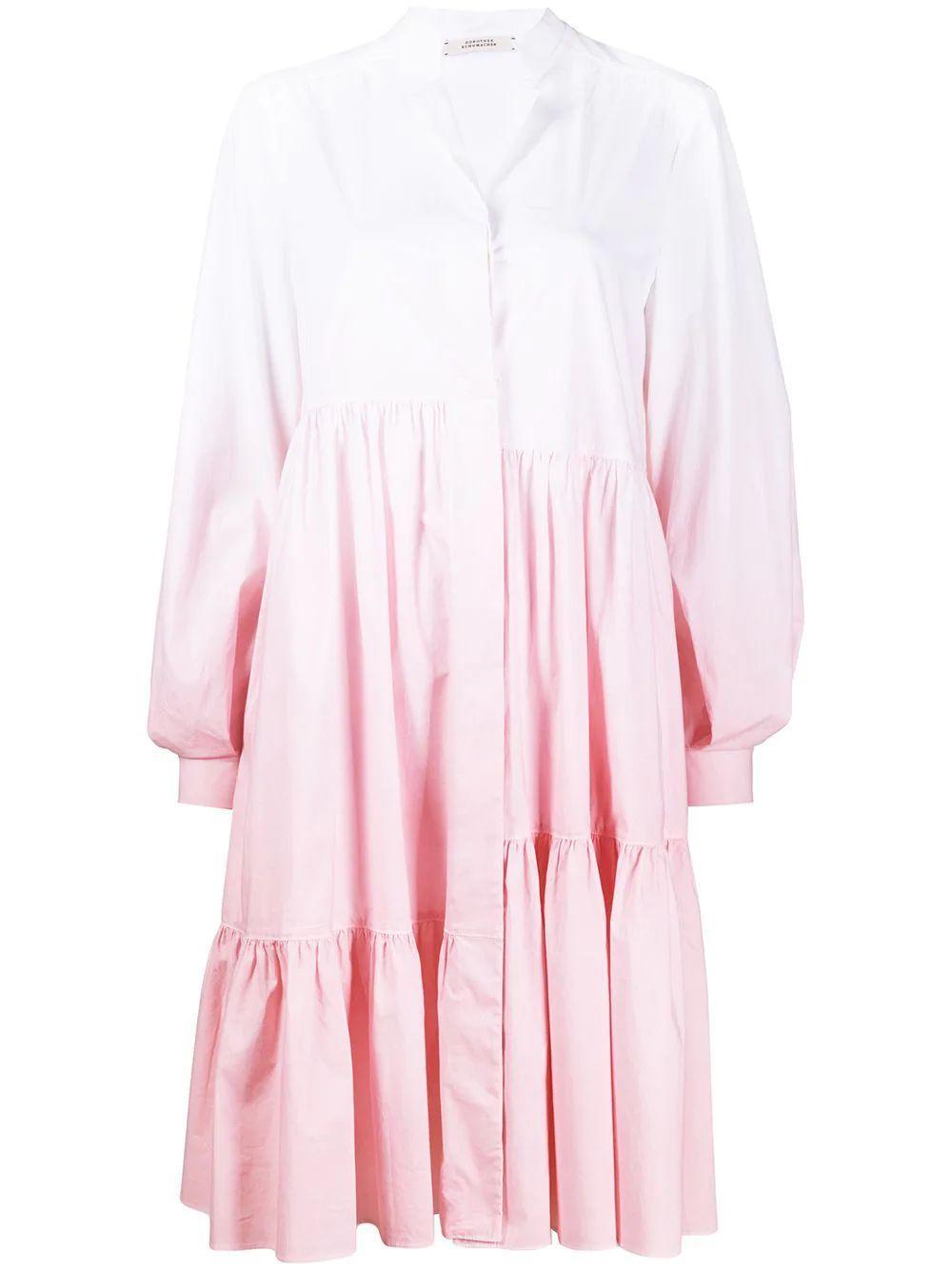 Rising Freshness Midi Dress Item # 748902