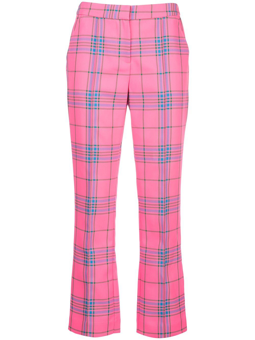 Dallas Plaid Pant