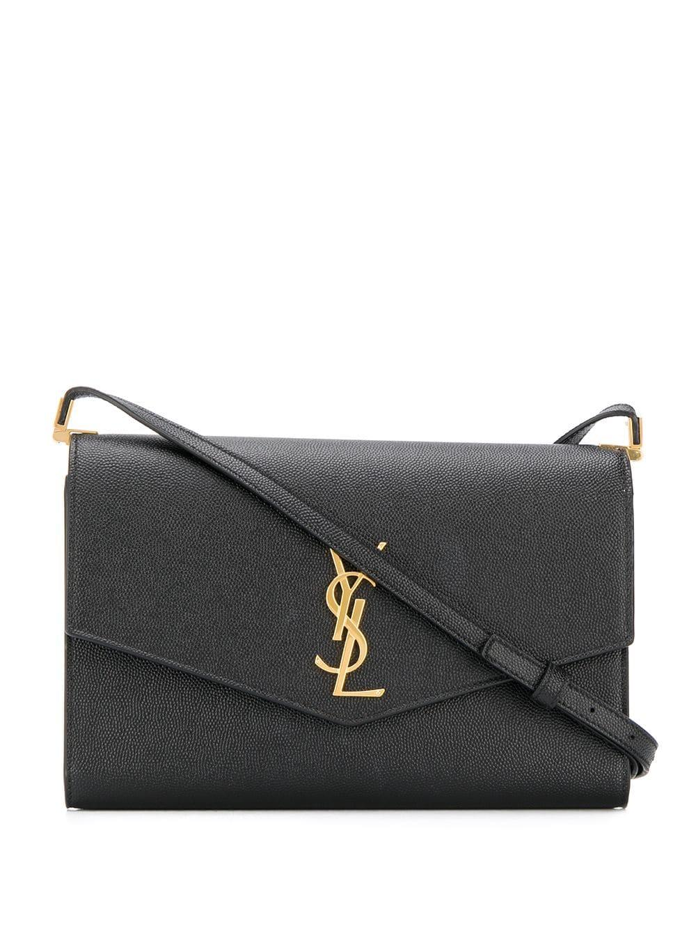 Leather Wallet On Chain Item # 6077531GF0J