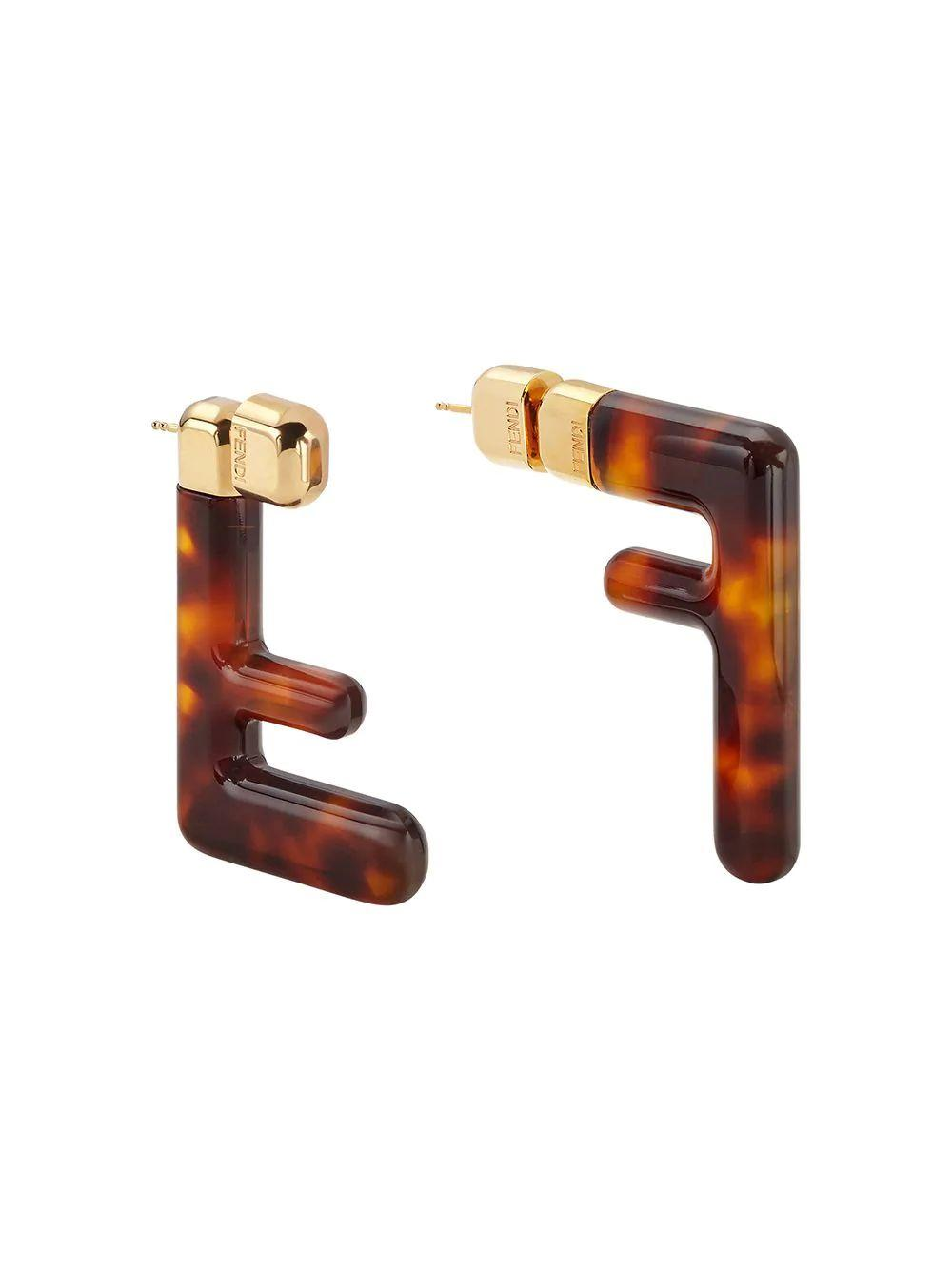 Plexi Earring Item # 8AH014-RQ5