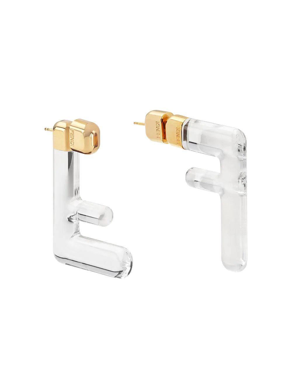 Plexi Earring