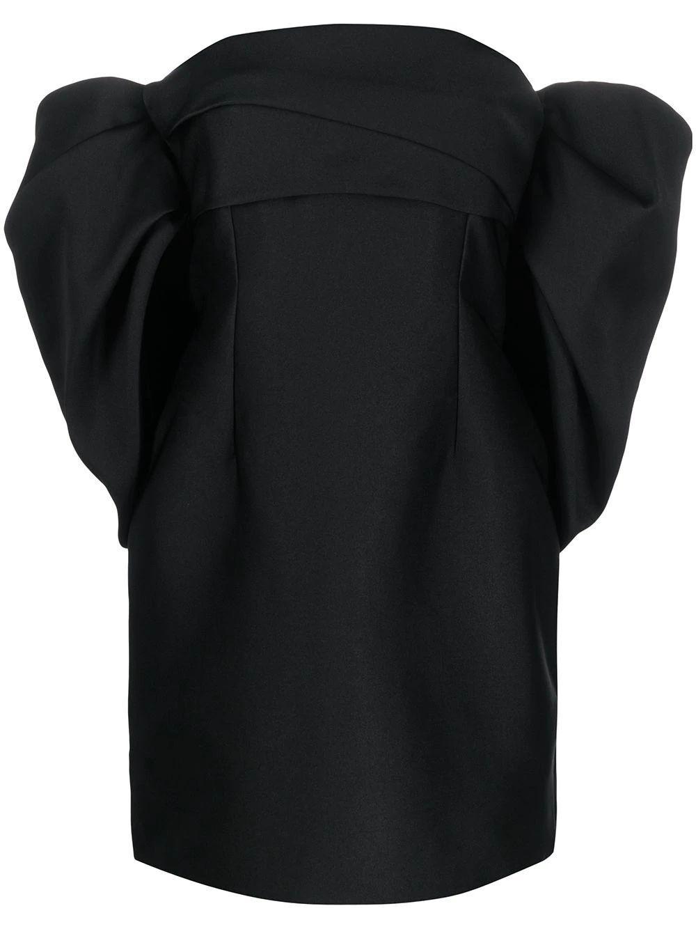 Elina Off The Shoulder Mini Dress Item # OS26085