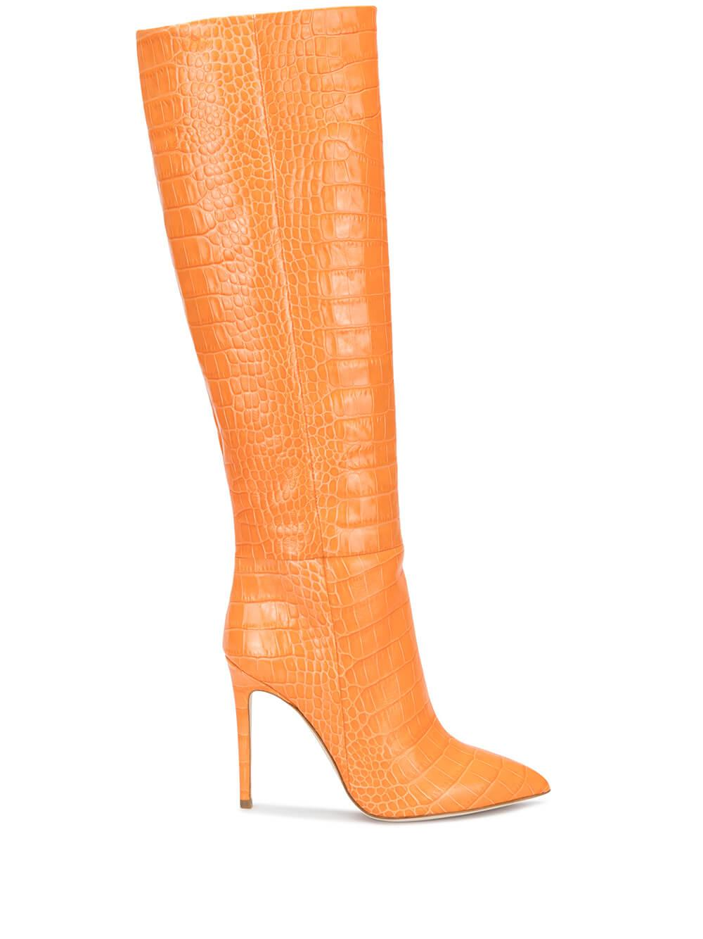 High Heel Croc Boot