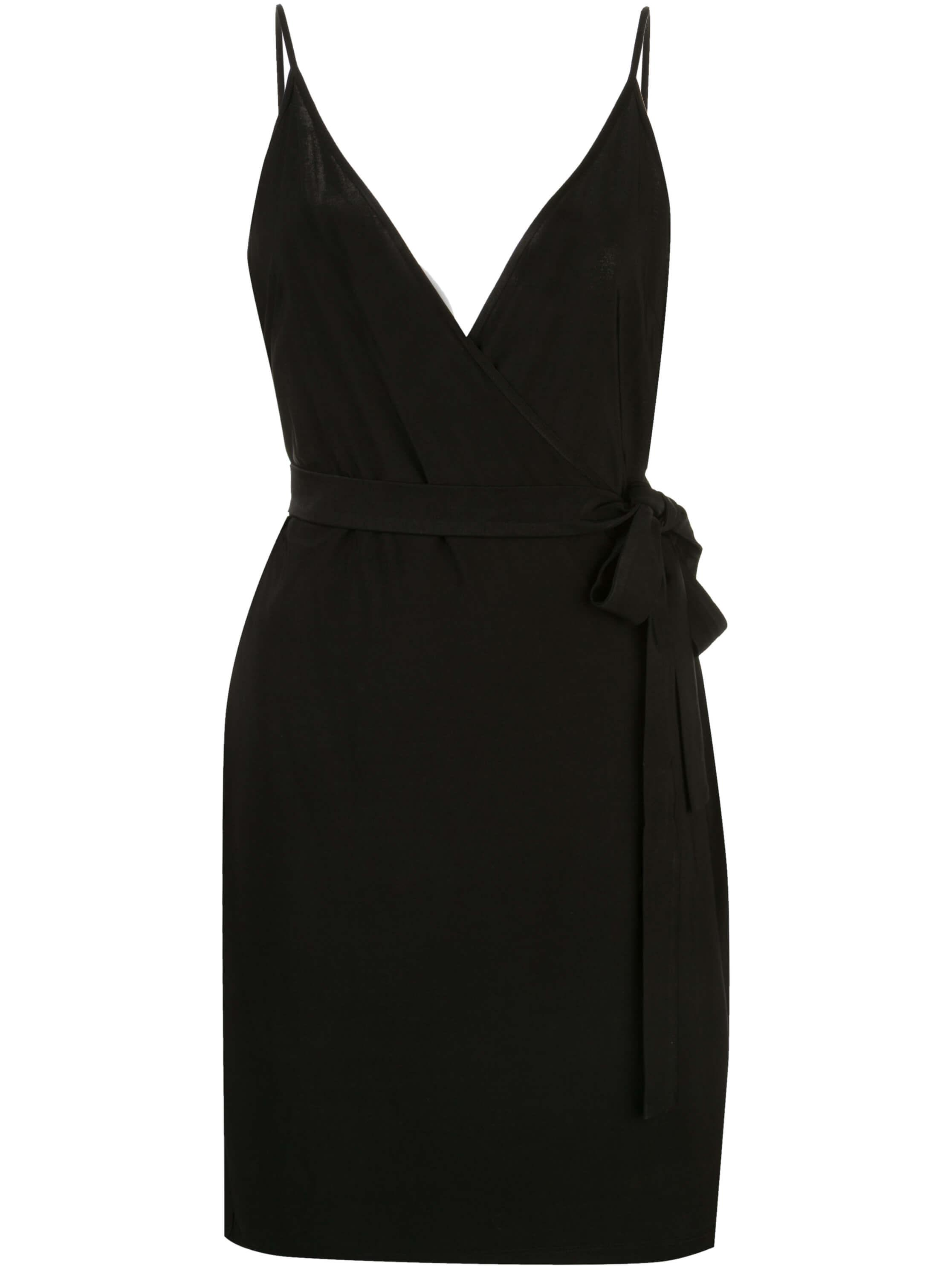 Tate Spag Strap Wrap Dress