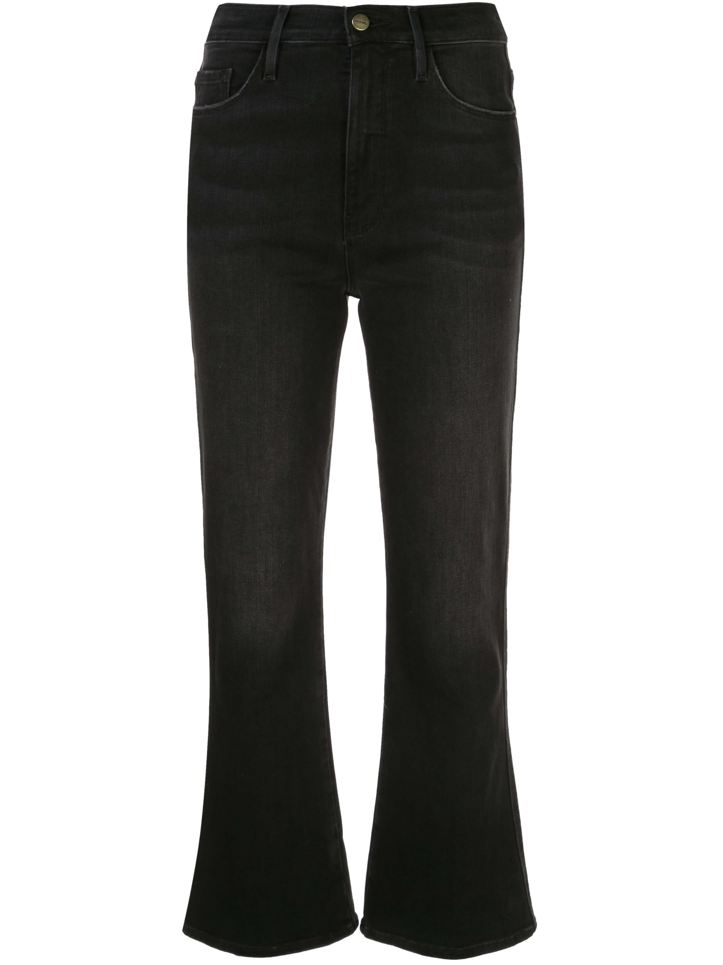 Le Sylvie Kick Boot Washed Black Item # LSKB710