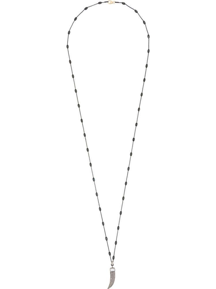 Diamond Claw Necklace