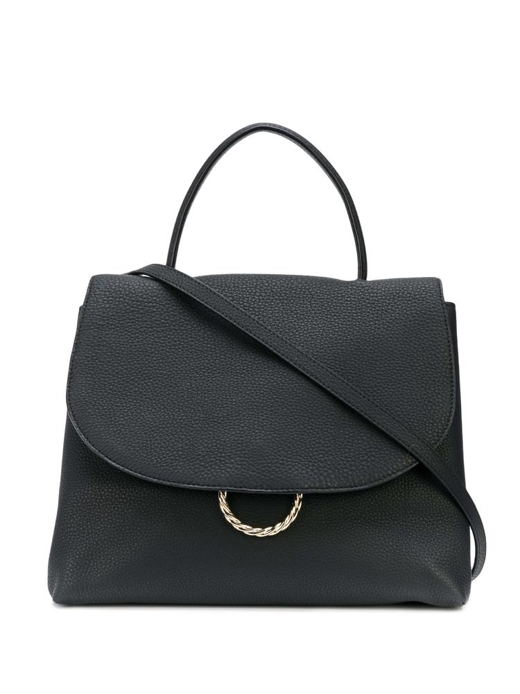 Carina Twisted Ring Satchel