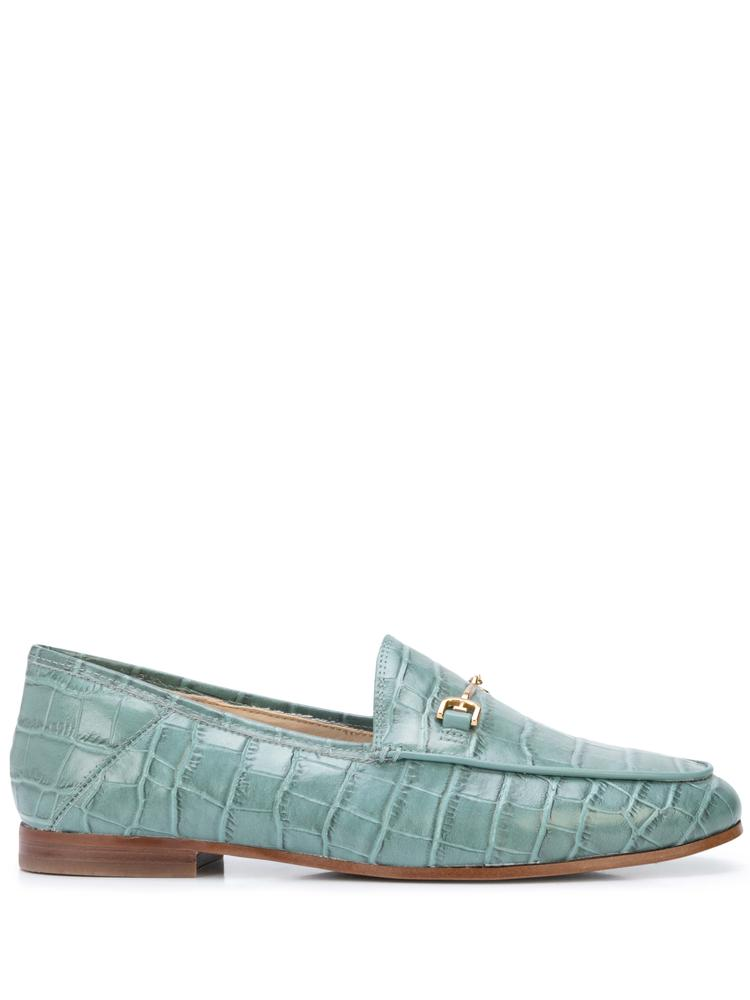 Loraine Croc Loafer