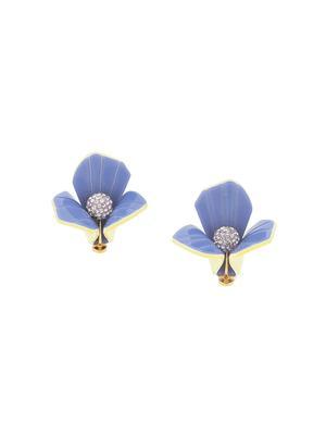 Trillium Stud Earrings